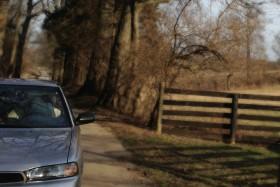 Sami – Subaru Legacy Off-road Success
