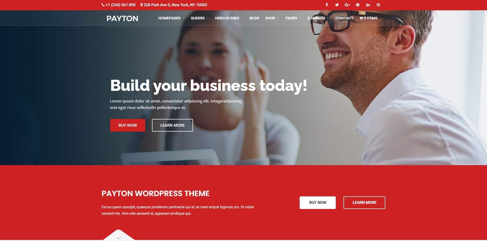 Creative Business Website Design