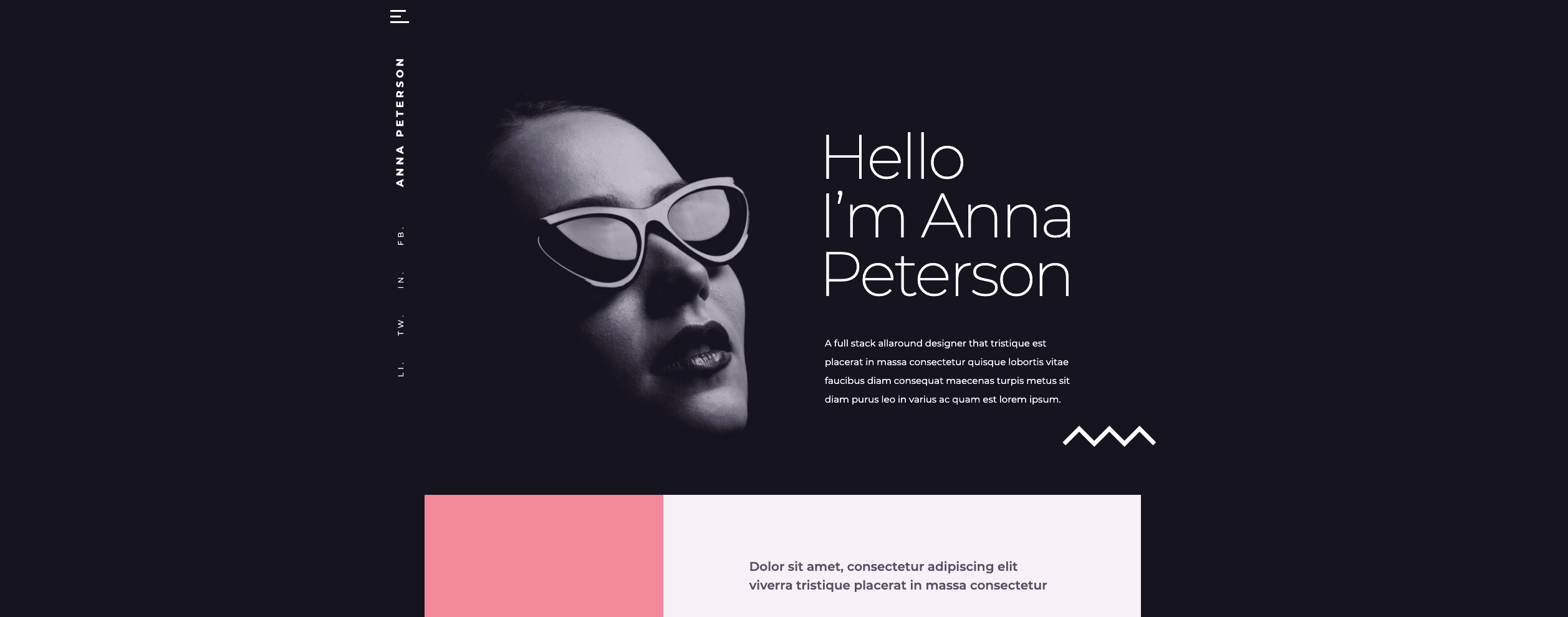 Teoro CV Resume WordPress Theme