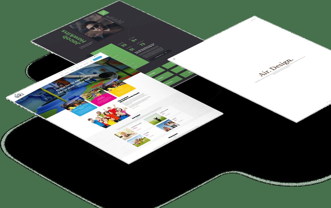 Free WordPress Website Themes